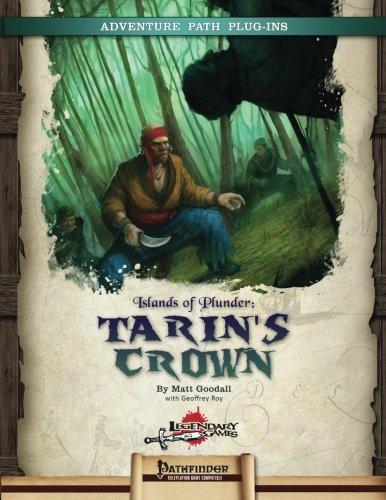 Islands of Plunder: Tarin's Crown: Volume 1