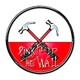 Pink Floyd - Pin Pin - Hammers Logo (in One Size)