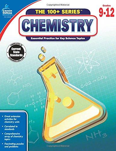 Chemistry Grades 9-12 (100+ Series(tm))
