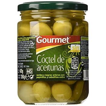 Gourmet C ctel De Aceitunas...
