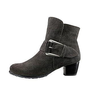 ara 12-46950G Womens Lava Leather Booties, 6 UK