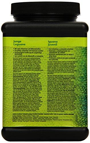 Exo Terra Soft Pellets Juvenile Iguana Food, 240 g 5
