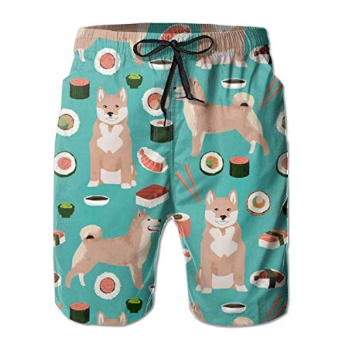 ck Dry Badehose Shorts Beachwear-Halloween Party Patterns 2XL ()