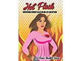 Hot Flash Comic Booklet: Empowering Womens Health in Midlife and Beyond (Supernova Book 1) (English Edition)