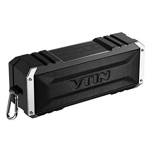 Vtin-Punker-Altavoz-Bluetooth-Estreo-Premium-20W-Con-Radiador-Pasivo-Altavoz-inalmbrico-porttil-con-25-HORAS-de-Emisin-Continua-para-HuaWei-XiaoMi-Nexus-HTC-iPhone-y-iPad-etc
