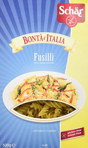 Dr. Schar Fusilli Pasta - 500 gr