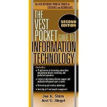 The Vest Pocket Guide to Information Technology by Jae K. Shim (2005-10-03)