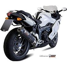 Auspuffanlage Mivv SLIP-ON Carbon Oval Sport