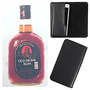 DooDa - For Micromax Canvas knight PU Leather Designer Fashionable Fancy Case Cover Pouch With Smooth Inner Velvet