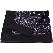 Alsino Bandana Zandana modello foulard fazzoletto di cachemire 100% di cotone