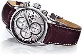 Certina Herren-Armbanduhr XL Chronograph Automatik Leder C006.414.16.031.00 - 2