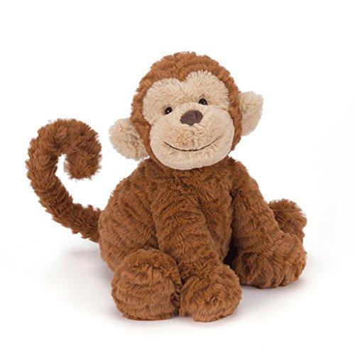 Kuscheltier Affe Plüschtier 23 cm, Jellycat