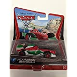 Cars 2 Characters Car Collection Vol.2 Assorted Francesco Bernoulli (japan import)