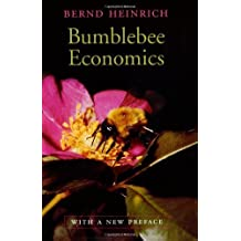 Bumblebee Economics: with a new preface, Revised edition by Bernd Heinrich (2004-11-30)
