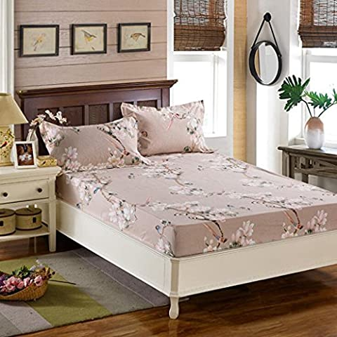 Wmshpeds Ecological Milling Single Sheet Bed Cotton Pure Soft Skin - Friendly Single Bed Ladies Bedding