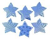 6 Stück Antirutsch Pads Sticker f. Bad u. Dusche Antibakteriell