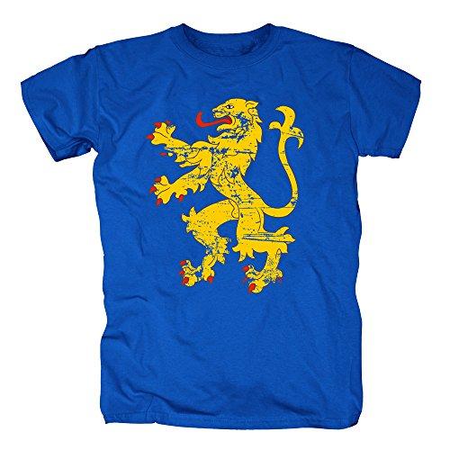 TSP Apartmentflag T-Shirt Herren Royal