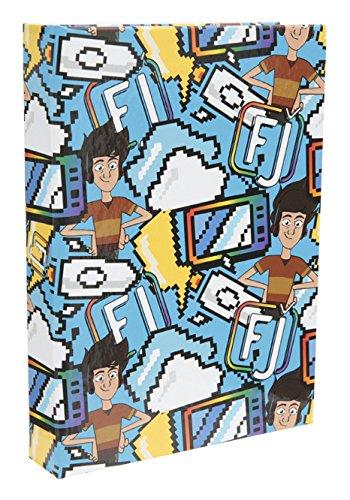 Favij Diario Scuola 10 Mesi, Formato Standard, 320 Pagine, Grafica Illustrata 1, Collezione 2018/19