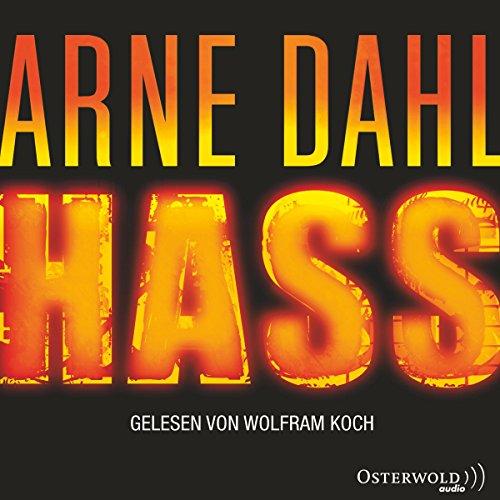 Buchseite und Rezensionen zu 'Hass' von Arne Dahl