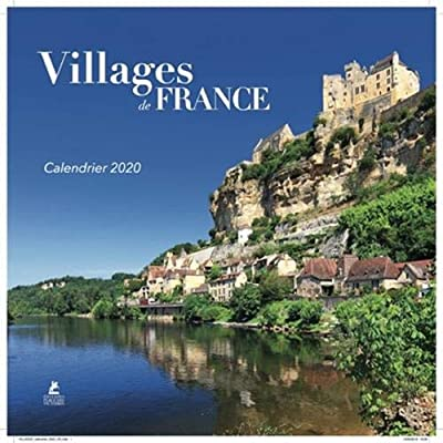Calendrier Villages de France 2020