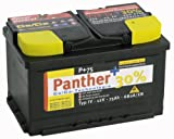 P 30% P-55-480 Autobatterie