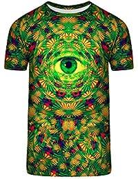 TrendClub100 Guru Shirt Schau Mir in die Augen