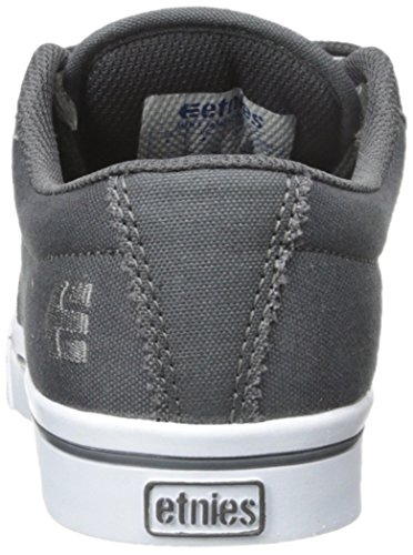 Etnies Jameson 2 Eco, Sneakers Basses Homme Gris (grey/white)