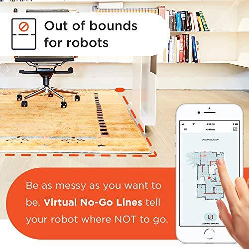 Neato Robotics Botvac D7 Connected – Premium Saugroboter mit Ladestation - 4