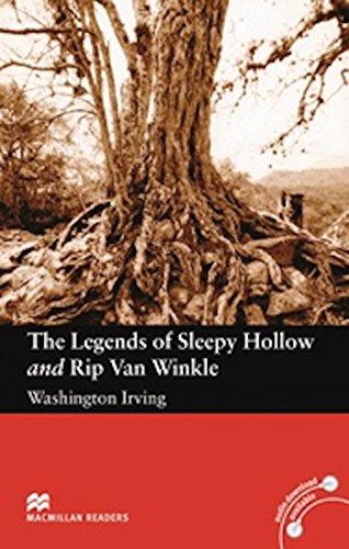 Legends of Sleepy Hollow and Rip Van Winklend par Washhington Irving