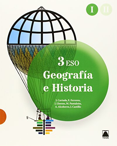 Geografía e historia 3 ESO - 9788430790449