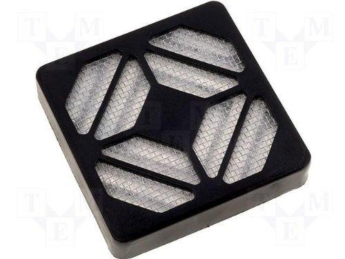 Gehäuselüfter Filter für Lüfter 60x60mm mit EMI-Abschirmung