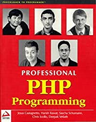 Professional PHP Programming by Jesus M. Castagnetto (1999-12-15)