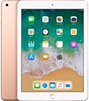 "Apple iPad 6. Nesil 9.7"" Tablet, Wi-Fi, 32GB, iOS, Altın"