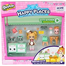 Shopkins Happy Places Welcome Pack Kitty Kitschy by Happy Places Shopkins