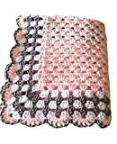 Generic Ladoo Gopal Winter Woolen Blanket for Small Size Krishna Ji (Pink)