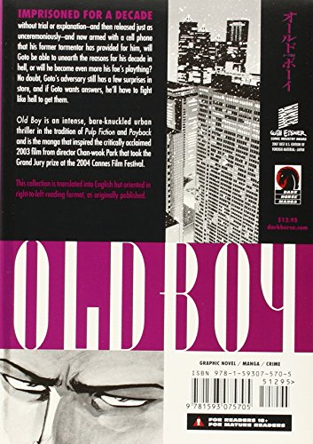 Old Boy Volume 3: v. 3