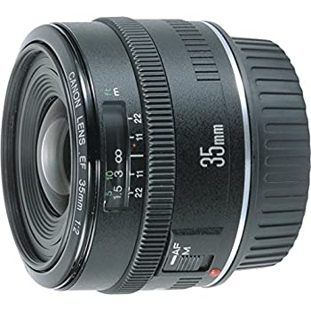 Canon EF 35mm 1:2,0 Objektiv: Amazon.de: Kamera