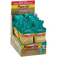 Pack 24 Geles Powerbar C2 Max Carb Mix Lima Limón