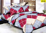 Linen Studio Beautiful Glace Cotton AC Comforter King Size Bed 1 Pcs. Comforter