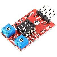 Juan Ni LM393 sola inclinación sensor módulo sCA60c inclinación sensor sensor sensor DC 5 V para coche inteligente