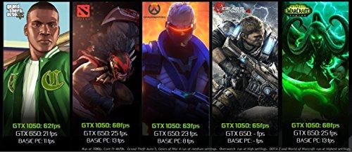 Ultra-8-Kern-DirectX-12-Gaming-PC-Computer-FX-8320E-8x400-GHz-Turbo-GeForce-GTX1050Ti-4GB-DDR5-16GB-DDR3-1600-1TB-HDD-Windows10-Prof-DVDRW-5276