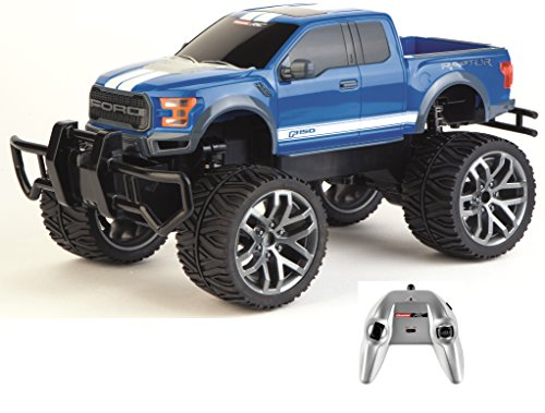 Carrera RC 370142026 - Ford F-150 Raptor, blau*