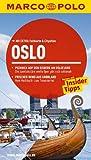 MARCO POLO Reiseführer Oslo: Reisen mit Insider Tipps. Mit Extra Faltkarte & Reiseatlas.