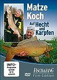 Matze Koch - Auf Hecht und Karpfen, DVD