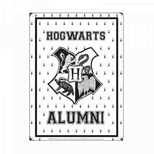 Comprar Escudo Hogwarts Blanco Y Negro No Lo Hay Mas Barato