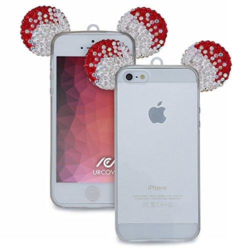 Custodia iPhone SE   5   5s Orecchie da Topolino  f35d8c21cf4
