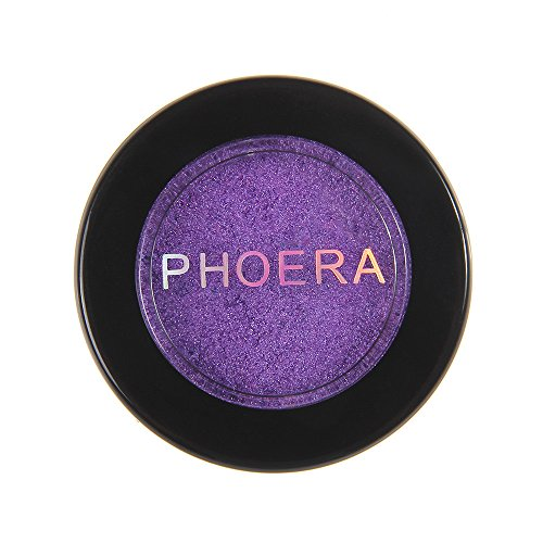 ReooLy PHOERA Glitter Shimmering Colors Lidschatten Metallic Eye Cosmetic