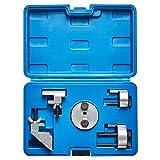 KRAFTPLUS® K.283-0150 Keilrippenriemen Werkzeug-Satz / Stretch - 5-tlg.