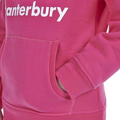 Canterbury CCC AW14 Mädchen Hoody Rosa - rose ...