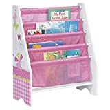 Kinderregal Mädchenzimmer Rosa Bücherregal Kiste Regal Kinder Spielzeugregal